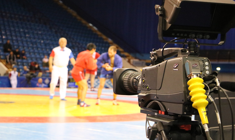 [Live Broadcast] International SAMBO Tournament for the Prizes of the President of Belarus