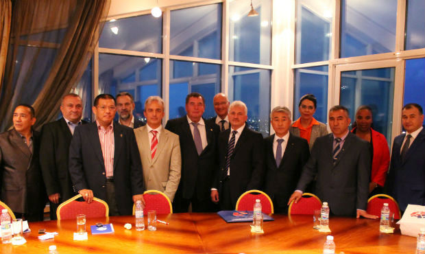 FIAS Executive Committee Meeting in Burgas (Bulgaria) [video]