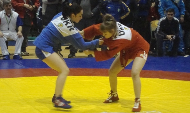 Ukrainian sambo youth championships determined «the icon of the national team»