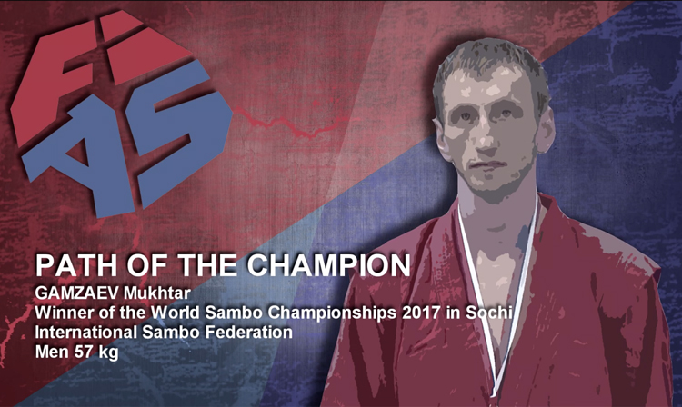 [VIDEO] Mukhtar Gamzaev – Path of the Champion