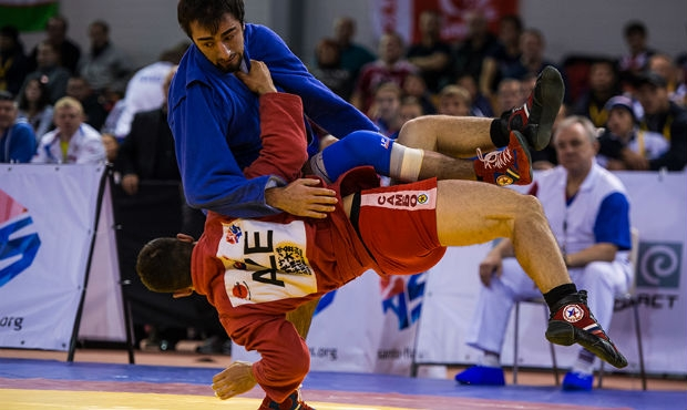 Luck of the draw: who will compete with whom on the second day of the Sambo World Championship among Youth and Juniors in Riga?