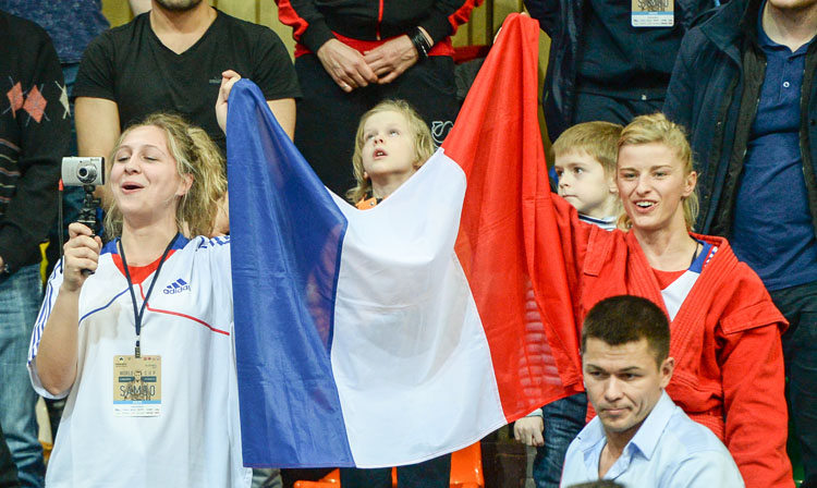 [VIDEO] SAMBO French Championships & Team French SAMBO Cup - Announcement