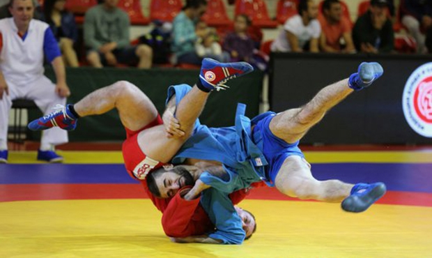 SAMBO wrestlers from 15 countries competed in the Potapov Memorial