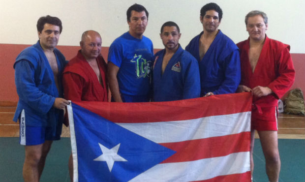 "SAMBO in Puerto Rico: a call to the ""rich port"""