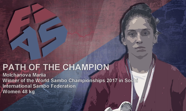 [VIDEO] Mariia Molchanova – Path of the Champion