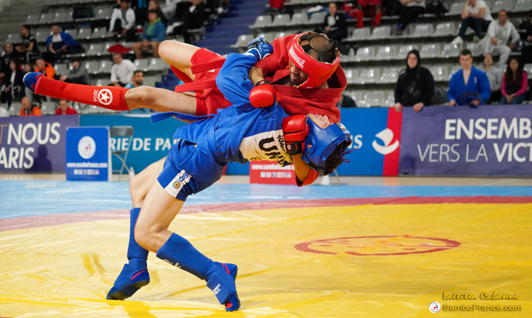 Reflections of the Winners of the 19th Grand Prix De Paris De SAMBO