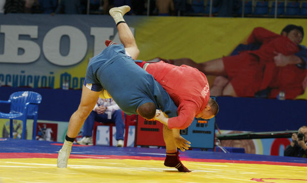 Sambo. Cup of President of Russia in Moscow 2014. On the Eve of Start [VIDEO]