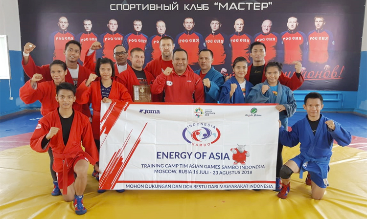 Indonesian National Team is Preparing for the Asian Games at the Training Camp in Russia