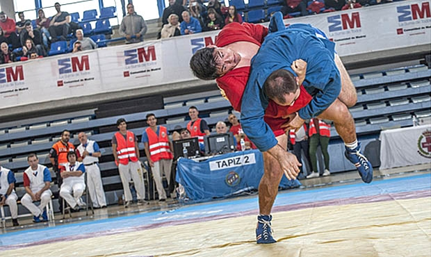 Everything you need to know about the 2017 European SAMBO Cup