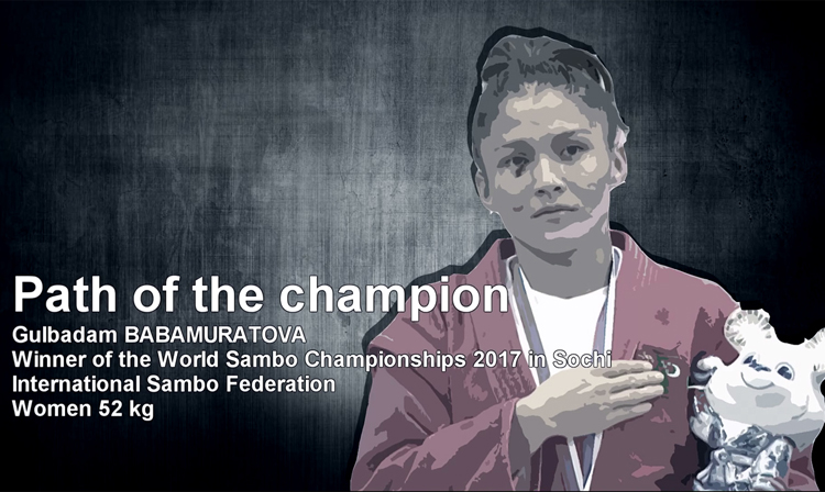 [VIDEO] GULBADAM BABAMURATOVA - PATH OF THE CHAMPION