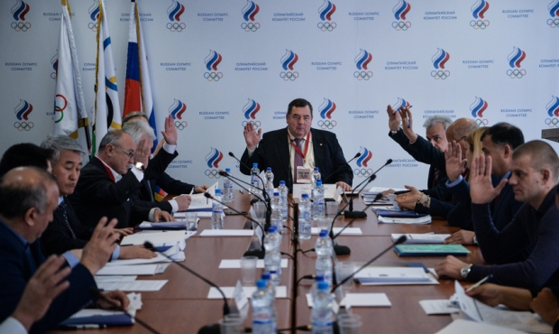 FIAS's Executive Committee meeting was held in Moscow