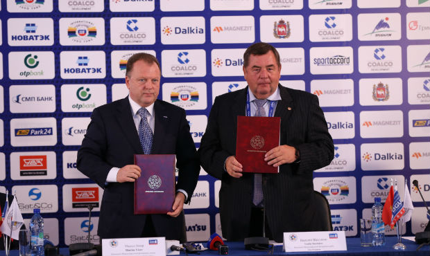 International Federations of Judo and Sambo signed cooperation agreement