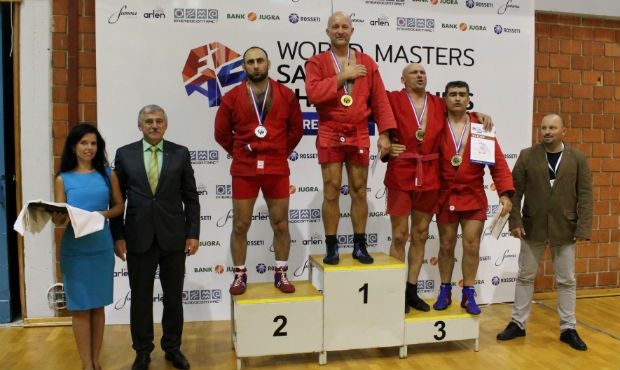 Results of the Second Day of the World Masters Sambo Championships 2016 in Croatia