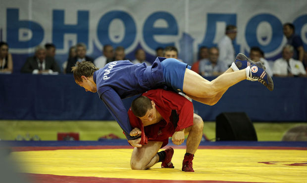 Sambo Cup of President of Russia in Moscow 2014. Final Results [VIDEO]