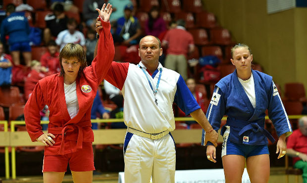 Results of the First Day of the Sambo World Cup in Burgas (Bulgaria)