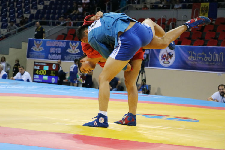 [LIVE BROADCASTING] World Youth and Juniors SAMBO Championships in Tbilisi