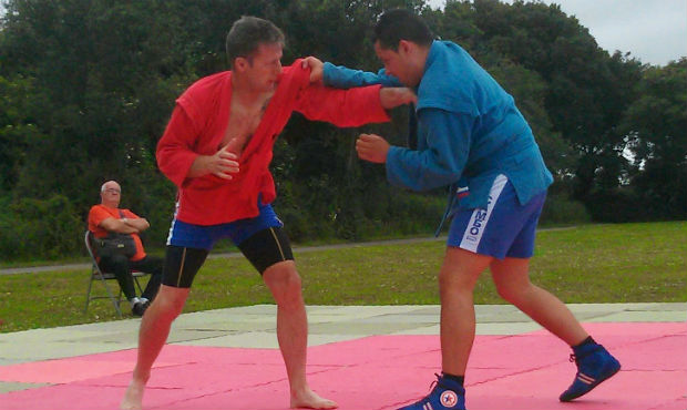 Kent Open – SAMBO for beginners and those interested