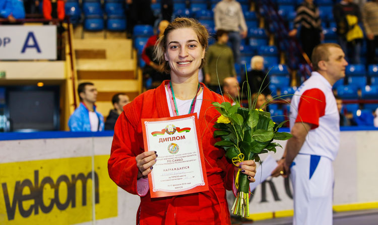 "Kristina Kazanoi: ""I Did Everything I Could To Win"""