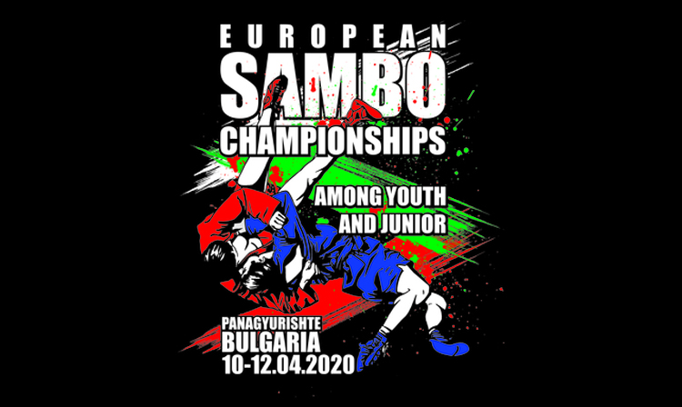 European Youth and Junior SAMBO Championships is Postponed due to COVID-19