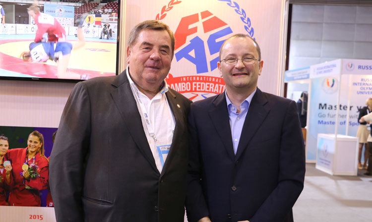 FIAS Signed an Agreement with ISF and other News of the SportAccord Convention