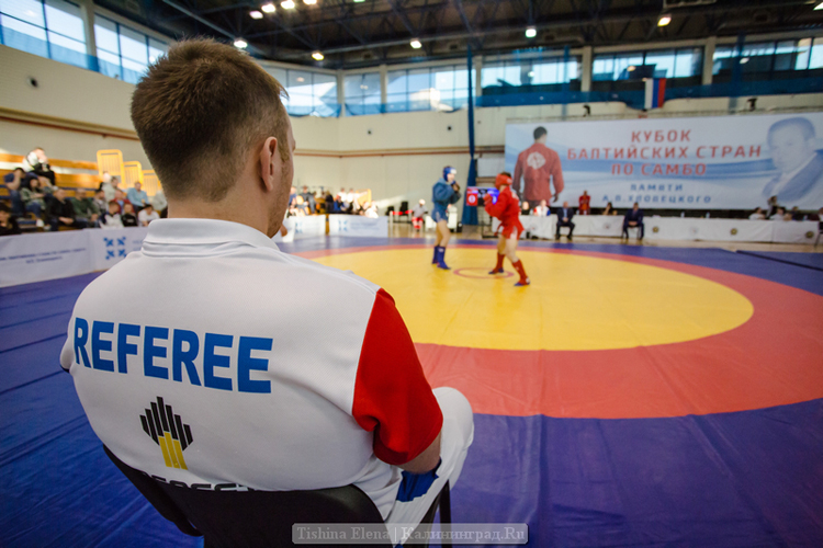 [Live broadcast] SAMBO Cup of Baltic Countries
