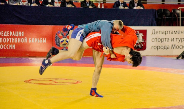 International Youth SAMBO Festival was held in Moscow
