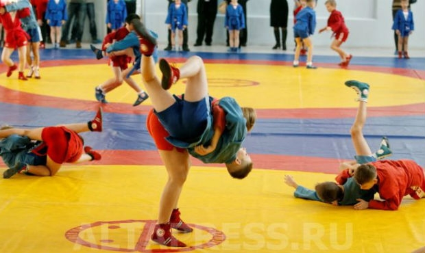 Champions from around the world will compete in honor of the opening of the Altai SAMBO Center