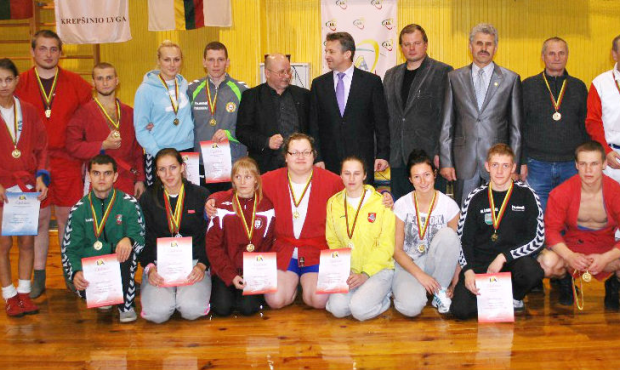 Winners of the Student Championship of Lithuania will go to the World Cup in Kazan