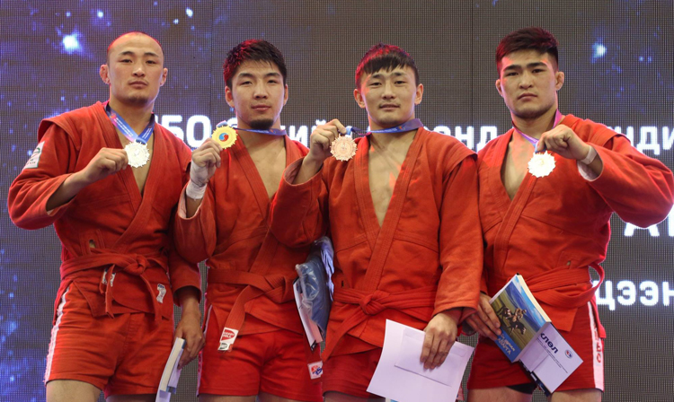Mongolian Sambo Championships as a Rehearsal for the Asian Championships