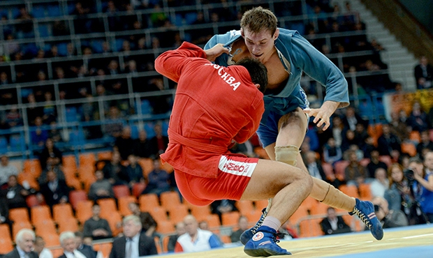Sambo World Cup — Memorial of Kharlampiev 2015 Announcement
