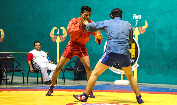 National SAMBO Tournament In Mexico Became A Rehearsal For The 2018 Pan-American Championships
