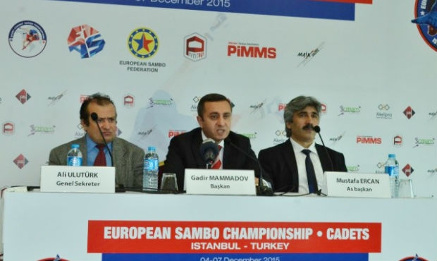 Nineteen countries have applied to participate in the European Championship among cadets