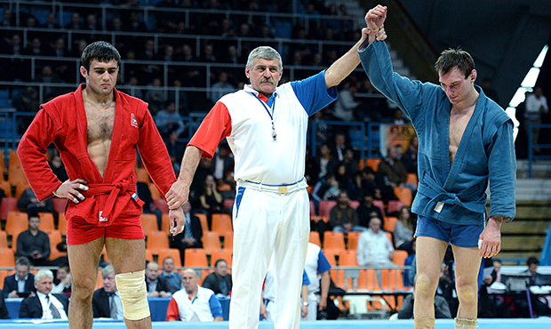 Names of champions and prize winners at Sambo World Cup 2014 have been announced