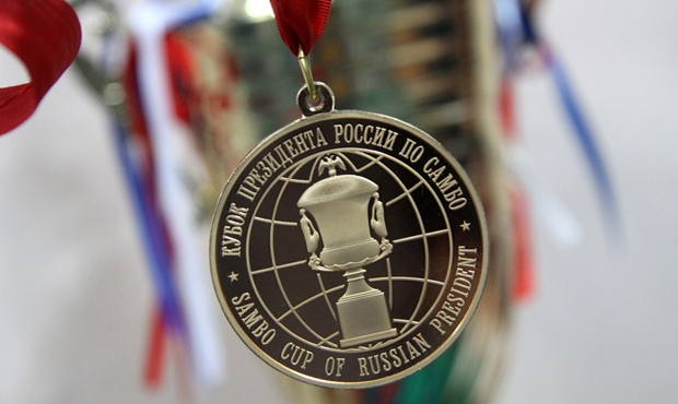 Online Broadcasting of the Russian President's SAMBO Cup 2017