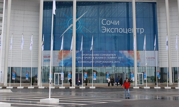 SportAccord Convention: Marius Vizer's words, Vitaly Mutko's visit, waiting for Vladimir Putin and more