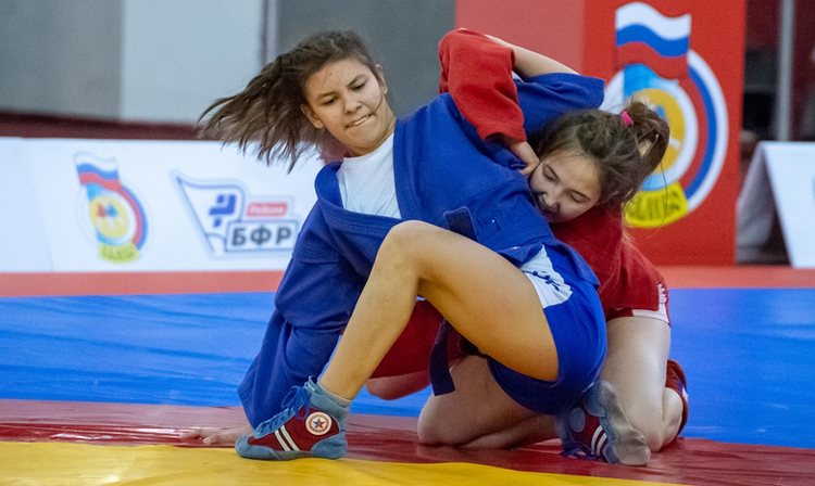 [ONLINE BROADCAST] Russian Youth SAMBO Championships