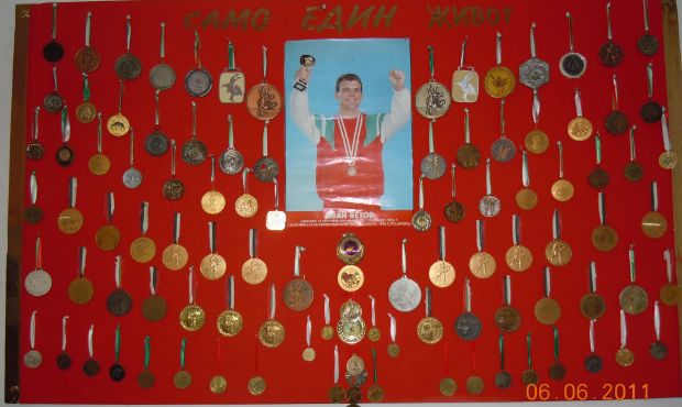 Ivan Netov's awards