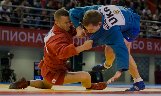 [VIDEO] European Sambo Championships 2016. Highlights