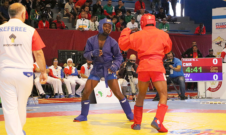 [Live Broadcast] African SAMBO Championships 2019 in Morocco