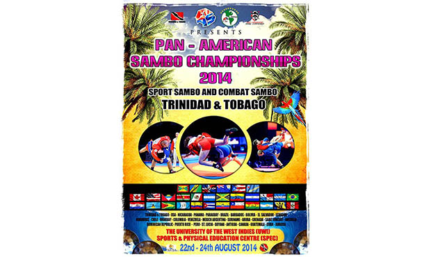 Trinidad and Tobago invites to the Panamerican Sambo Championship 2014