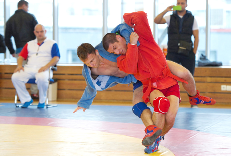 European Union SAMBO Cup was held in Latvia