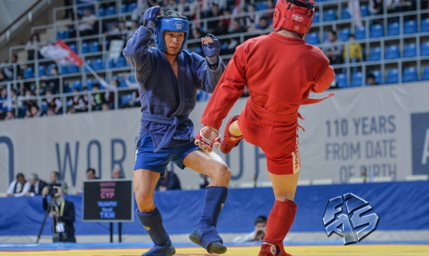 "Online Broadcasting of the Sambo World Cup ""Kharlampiev Memorial"" 2017. Finals"