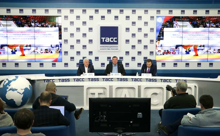 "Vasily Shestakov: ""IOC Provisional Recognition Is The Upshot Of Our Collective Efforts"""