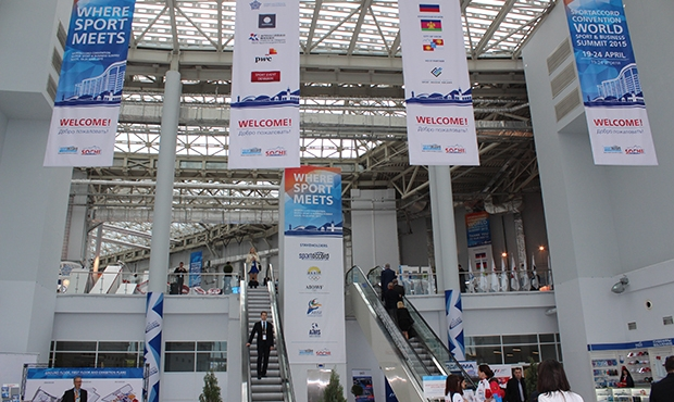 The opening ceremony of the SportAccord Convention in Sochi (watch online)