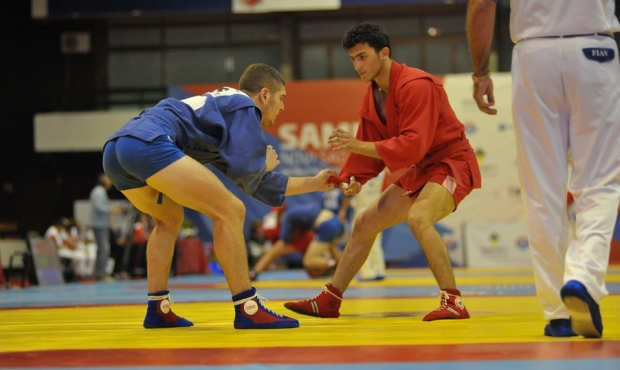 Winners of the 3 Day of the World Youth and Junior Sambo Championships 2017 in Serbia
