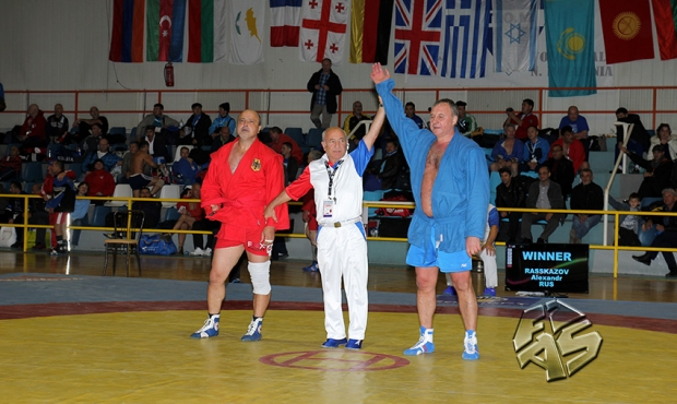Big photo album of the World Sambo Championship among Masters 2014 in Greece