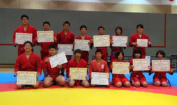Japan National Championship as 2014 World Championship Qualification