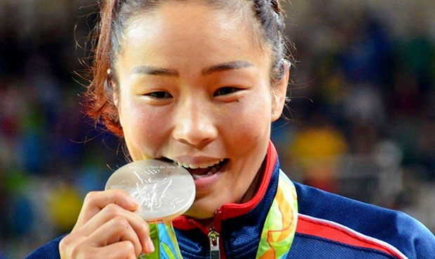 10 quick facts about Mongolian Sumiya Dorjsuren, silver medalist in the judo tournament in Rio and three-time world SAMBO champion