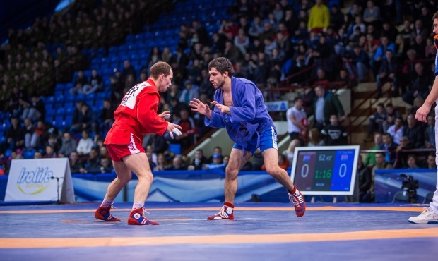 Live broadcast of the International Sambo Tournament in Minsk