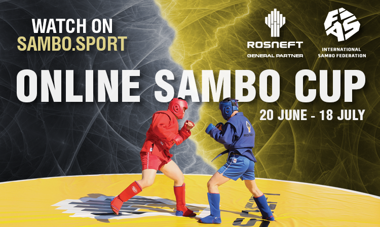 [LIVE BROADCAST] Online Sambo Cup (Africa)